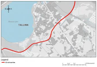 3deaeb88589 Tallinn väike ringtee parandab oluliselt Rae valla elanike liikumisvõimalusi